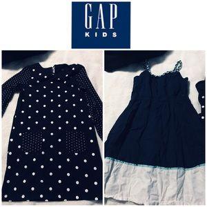 Gap bundle toddler dresses